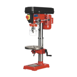 Sealey Bench Pillar Drill 12-Speed 240v 840mm