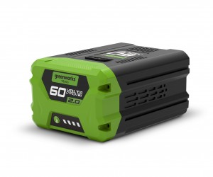 Greenworks G60B2 60v Spare Battery 2.0Ah for Garden Power Tools