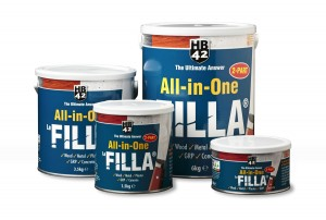 HB42 Le Filla All-In-One Polyester Filler (Various Sizes)