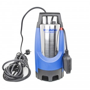 Hyundai HYSP850D Submersible Dirty Water Pump with Float Switch 240v