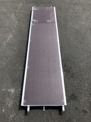 UTS 2.5m Hatch Platform Deck to suit Alloy Industrial Access Scaffold Towers