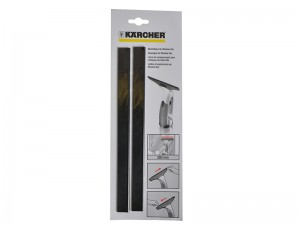 Karcher Window Vacuum Cleaner Replacement Blade Pack Of 2 (Various Sizes)