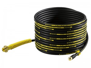 Karcher Drain Pipe Cleaning Attachment Kit 15 Metres
