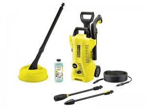 Karcher K2 Full Control Home Pressure Washer 110bar 240v