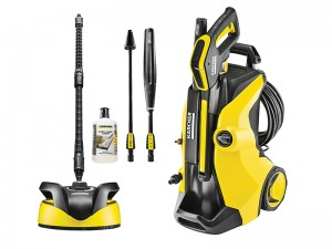 Karcher K4 Full Control Plug & Clean Home Pressure Washer 130bar 240v