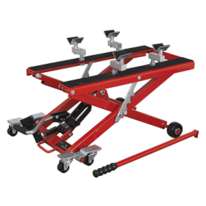 Sealey Hydraulic Motorcycle & Quad Scissor Lift 500kg