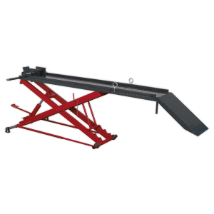 Sealey Motorcycle Scissor Lift 450kg