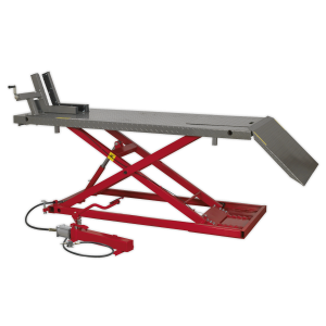 Sealey Heavy Duty Hydraulic Motorcycle Scissor Lift 680kg