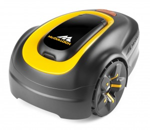 McCulloch ROBS600 Rechargeable Li-Ion Robotic Lawn Mower 16cm/6.5in