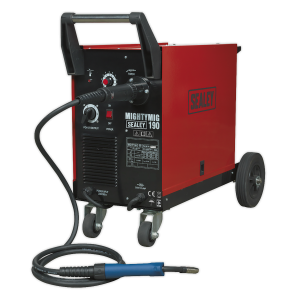 Sealey Professional Gas/Gasless Mig Welder 190amp With Euro Torch