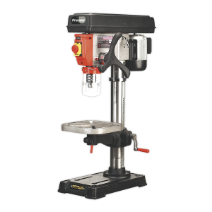 Sealey Premier Bench Pillar Drill 16-Speed With Integral Light 240v 1050mm