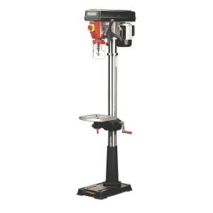 Sealey Premier Floor Pillar Drill 16-Speed 240v 1610mm
