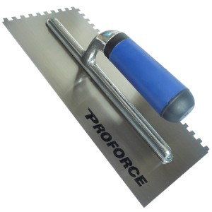 ProForce Tile Adhesive Trowel 280mm x 150mm