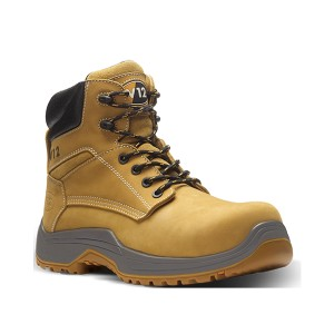 V12 Puma Lightweight Safety Work Boots Tan Honey (Sizes 3-13)