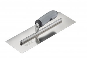 Ragni Non-Ground Plastering Finishing Trowel Stainless Steel (Various Sizes)