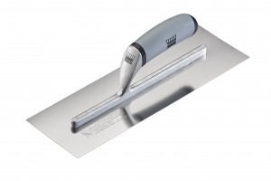 Ragni Feather Edge Hi-Lift Plastering Finishing Trowel Stainless Steel (Various Sizes)