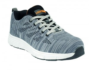 Worktough Rapid Safety Work Trainer Shoes Grey (Sizes 5-13)