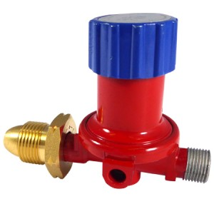 Toolpak Adjustable Propane Gas Regulator