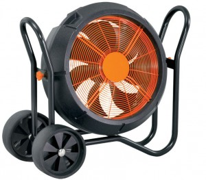 Rhino AIR RAID 500 Industrial Cooling Fan (110 or 240v)