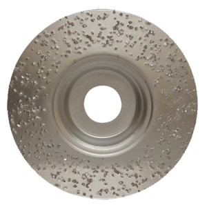 Toolpak Tungsten Carbide Grinding Disc 115mm