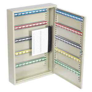 Sealey Lockable 100-Key Cabinet  375 x 80 x 550mm