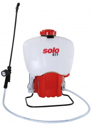 Solo Comfort 417 Knapsack Backpack Battery Operated Garden Pressure Sprayer 18 Litre