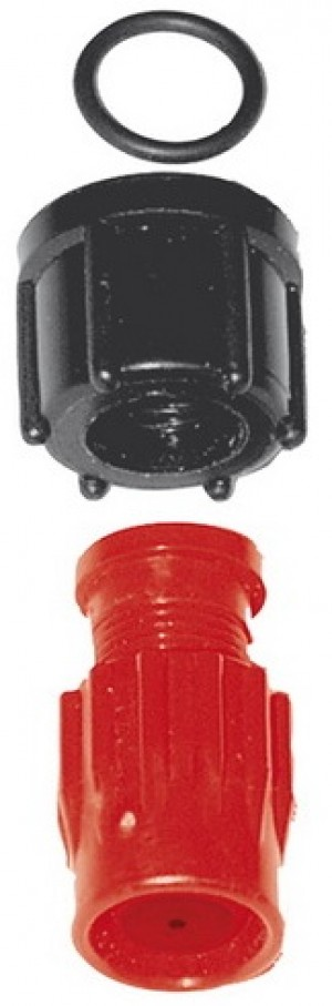 Solo Plastic Adjustable High Pressure Nozzle for Garden Sprayers
