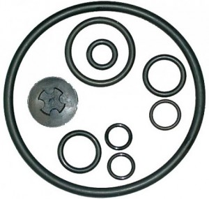 Solo FKM Gasket Kit for 456/457/456Pro Garden Sprayers