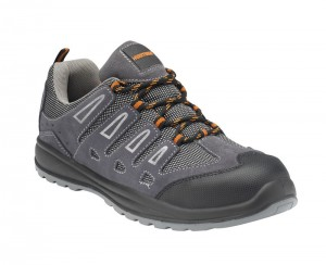 Worktough Spirit Safety Work Trainer Shoes Grey (Sizes 6-13)