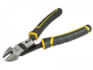 Stanley FatMax Compound Action Dual Pivot Diagonal Pliers 200mm