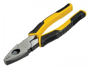 Stanley Control Grip Combination Pliers (Various Sizes)