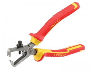 Stanley FatMax VDE Electricians Wire Stripping Pliers 170mm