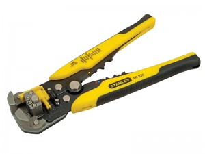 Stanley FatMax Auto Wire Cutting Stripper Crimper Pliers