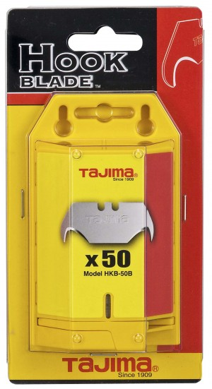 Tajima V-REX Deep Hook Blades Pack of 50