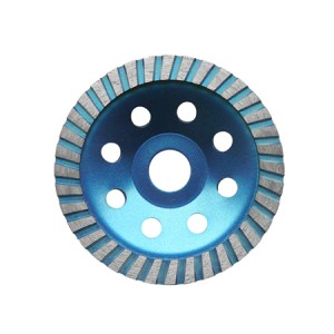 Force-X Turbo Diamond Cup Grinding Wheel 115mm