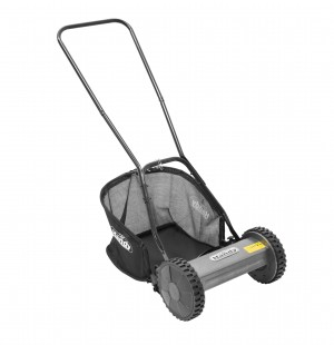 Handy HM Hand Push Cylinder Lawn Mower 30cm/12in Manual Rear Roller