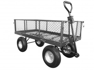 Handy LGT Garden Cart Trolley 350kg Capacity
