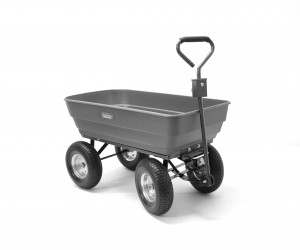 Handy PDC Poly Body Garden Cart Trolley 200kg Capacity