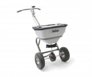 Handy S70HDUTY Easy Build Garden & Salt Spreader 32kg Capacity