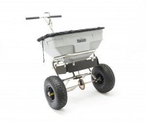 Handy SSALT Garden & Salt Spreader 57kg Capacity