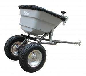 Handy TS Towed Garden & Salt Broadcast Spreader 36kg Capacity