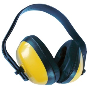 Toolpak Safety Ear Muffs/Defenders 26dB