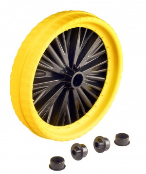Walsall Universal Titan Puncture Proof Wheelbarrow Wheel
