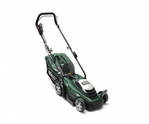 Webb ER33 Classic Electric Push Rotary Lawn Mower 33cm/13in 240v