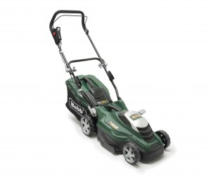 Webb ER36 Classic Electric Push Rotary Lawn Mower 36cm/14in 240v