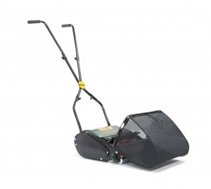 Webb H12R Hand Push Cylinder Lawn Mower 30cm/12in Manual Rear Roller