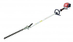 Webb PLKLRT Kawasaki Professional Petrol 27cc Long Reach Hedge Trimmer 52cm/20in