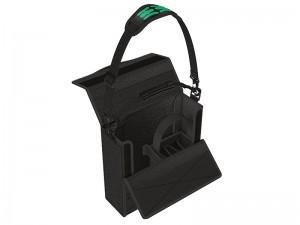 Wera 2go 2 Quiver Black Protection Tool Bag