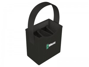 Wera 2go 4 Quiver Black Protection Hanging Tool Bag
