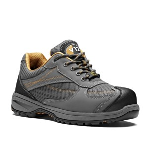 V12 Turbo Womens Safety Work Trainer Shoes Grey (Sizes 2-8)